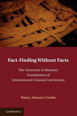 Fact-Finding without Facts: The Uncertain Evidentiary Foundations of International Criminal Convictions (Paperback)