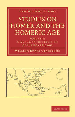 Studies on Homer and the Homeric Age - Studies on Homer and the Homeric Age 3 Volume Paperback Set Volume 3 (Paperback)