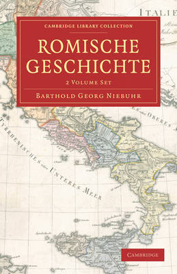 Roemische Geschichte 2 Volume Paperback Set - Cambridge Library Collection - Classics