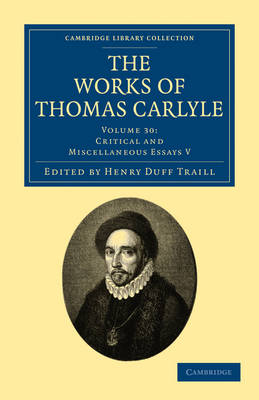 carlyle critical essay miscellaneous thomas works Find critical and miscellaneous essays by carlyle, thomas at biblio uncommonly good collectible and rare books from uncommonly good booksellers.