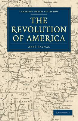 The Revolution of America - Cambridge Library Collection - North American History (Paperback)