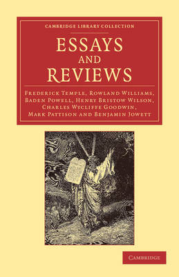 Essays and Reviews - Cambridge Library Collection - Religion (Paperback)