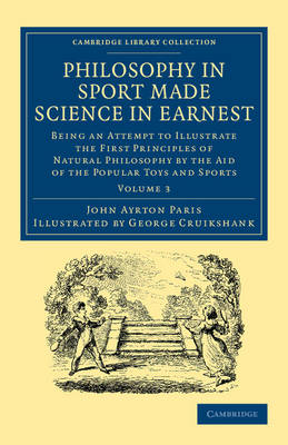 Philosophy in Sport Made Science in Earnest 3 Volume Set Philosophy in Sport Made Science in Earnest: Volume 3 - Cambridge Library Collection - Education (Paperback)