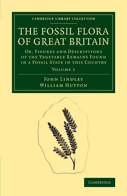 The Fossil Flora of Great Britain: Or, Figures and Descriptions of the Vegetable Remains Found in a Fossil State in this Country - Cambridge Library Collection - Earth Science (Paperback)