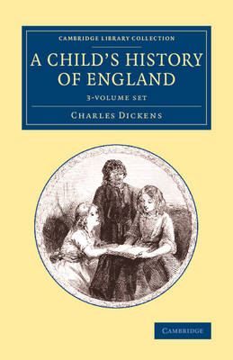 A Child's History of England 3 Volume Set