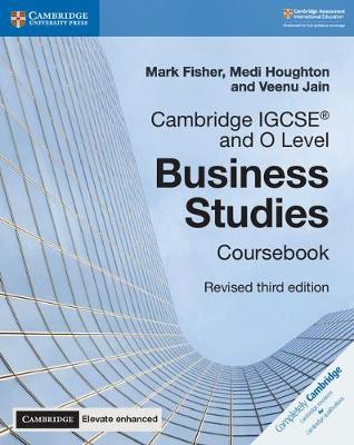Cambridge IGCSE (R) and O Level Business Studies Revised Coursebook with Cambridge Elevate Enhanced Edition (2 Years) - Cambridge International IGCSE