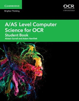 A/AS Level Computer Science for OCR Student Book - A Level Comp 2 Computer Science OCR (Paperback)