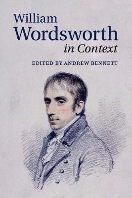 Literature in Context: William Wordsworth in Context (Paperback)