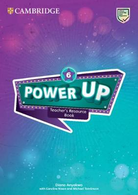 Power Up Level 6 Teacher's Resource Book with Online Audio