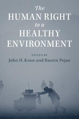 The Human Right to a Healthy Environment (Hardback)