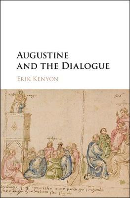 Augustine and the Dialogue (Hardback)