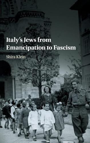 Italy's Jews from Emancipation to Fascism (Hardback)