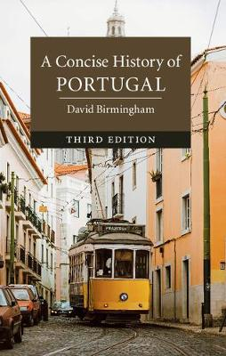 A Concise History of Portugal - Cambridge Concise Histories (Hardback)