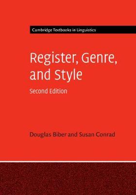 Register, Genre, and Style - Cambridge Textbooks in Linguistics (Hardback)