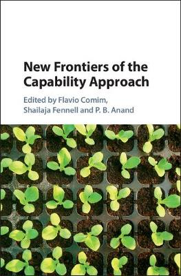 New Frontiers of the Capability Approach (Hardback)