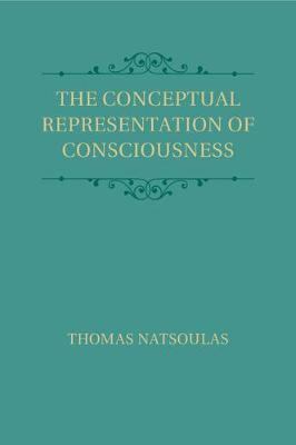 The Conceptual Representation of Consciousness (Paperback)