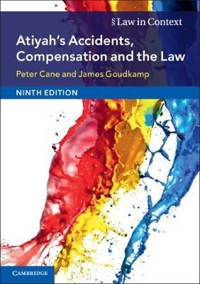 Law in Context: Atiyah's Accidents, Compensation and the Law (Paperback)