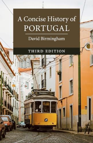 A Concise History of Portugal - Cambridge Concise Histories (Paperback)