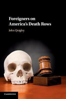 Foreigners on America's Death Rows (Paperback)
