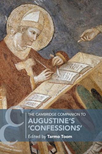 The Cambridge Companion to Augustine's 'Confessions' - Cambridge Companions to Religion (Paperback)