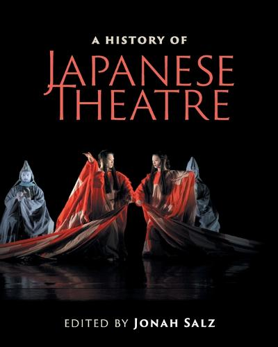 A History of Japanese Theatre (Paperback)