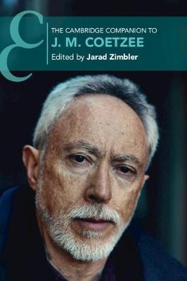 The Cambridge Companion to J. M. Coetzee - Cambridge Companions to Literature (Paperback)