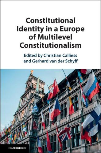 Constitutional Identity in a Europe of Multilevel Constitutionalism (Hardback)