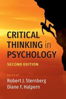 Critical Thinking in Psychology (Hardback)