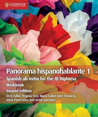 Panorama Hispanohablante 1 Workbook: Spanish ab initio for the IB Diploma - IB Diploma (Paperback)