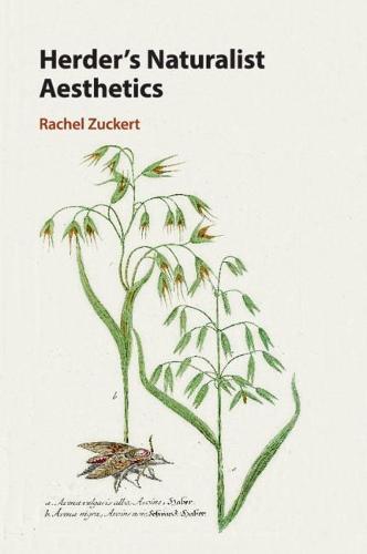 Herder's Naturalist Aesthetics (Paperback)