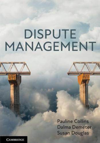 Dispute Management (Paperback)