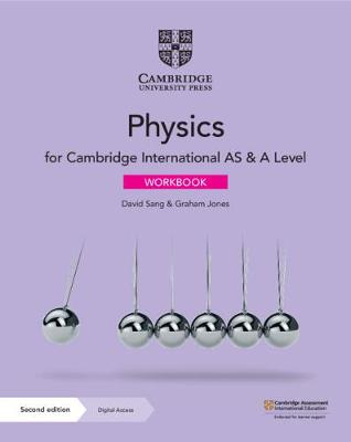 Cambridge International AS & A Level Physics Workbook with Digital Access
