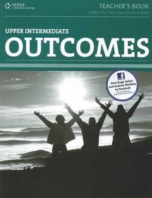 Outcomes (1st ed) - Upper Intermediate - Teacher Book (Board book)