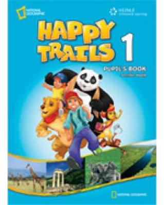 Happy Trails 1 with Audio CD