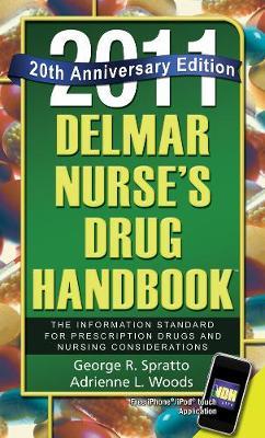 Delmar Nurse's Drug Handbook 2011: Special 20 Year Anniversary (Paperback)