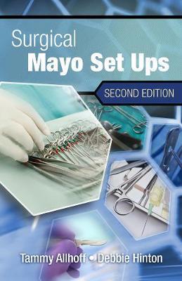 Surgical Mayo Setups, Spiral bound Version (Spiral bound)