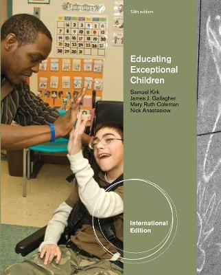 Educating Exceptional Children, International Edition (Paperback)