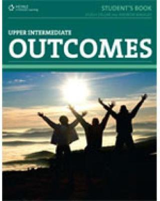 Outcomes Elementary Workbook (with key) + CD
