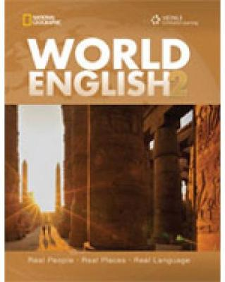 World English 2 with CDROM: Middle East Edition