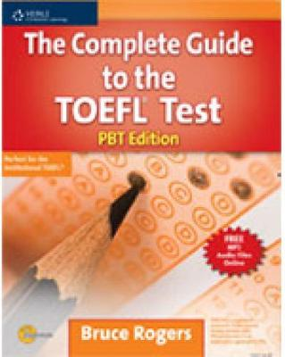 The Complete Guide to the TOEFL (R) Test: PBT Edition (Paperback)