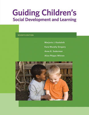 Guiding Children S Social Development and Learning - What's New in Early Childhood (Paperback)