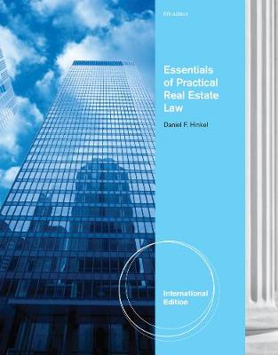 Essentials of Practical Real Estate Law, International Edition (Paperback)