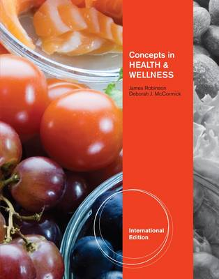 Concepts in Health and Wellness (Paperback)
