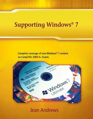 Supporting Windows 7 (Paperback)