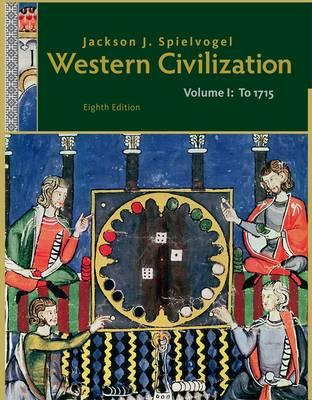 Western Civilization: To 1715 Volume 1 (Paperback)