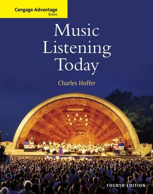 Music Listening Today - Cengage Advantage Books (Paperback)