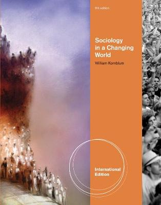 Sociology in a Changing World, International Edition (Paperback)