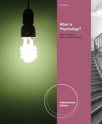 What is Psychology? (Paperback)
