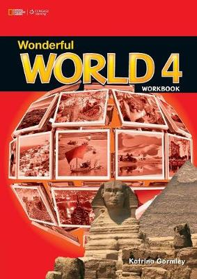 Wonderful World 4: Workbook (Paperback)
