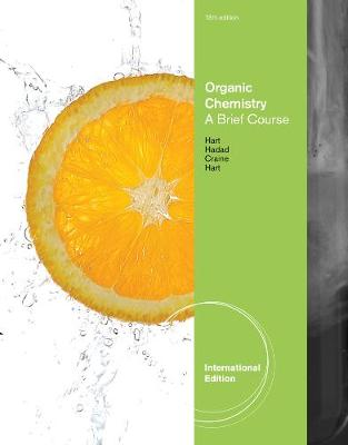 Organic Chemistry: A Brief Course, International Edition (Paperback)